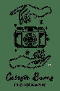 celeste burns photography logo