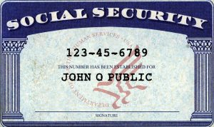 sample social security card for name change blog article